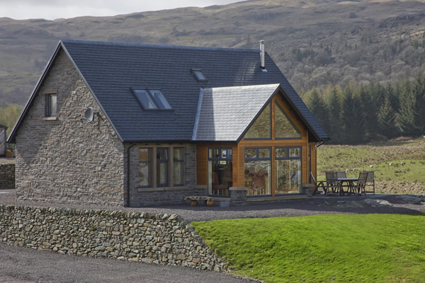 Collaig Byre self catering by Loch Awe Argyll Scotland